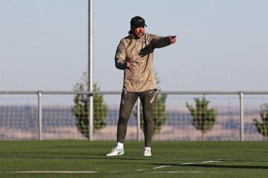 Simeone, después de ocho años, no tendrá Germán Burgos como su lugarteniente en el cuerpo técnico