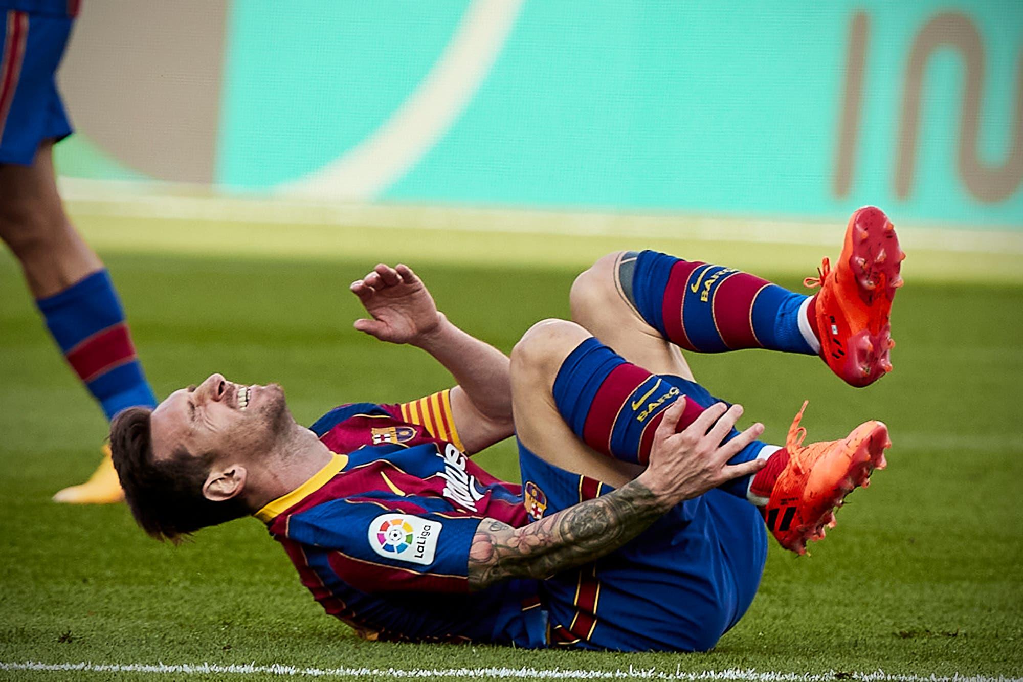 ¿Para Messi, goleador histórico del Barcelona-Real Madrid, sus grandes momentos en el clásico son pasado?