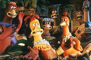 Pollitos en fuga (2000)