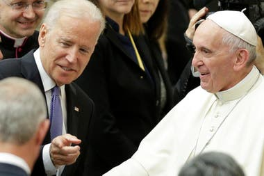 En 2016, el papa Francisco se reunió con Joe Biden tras la muerte de Beau, uno de los hijos del demócrata