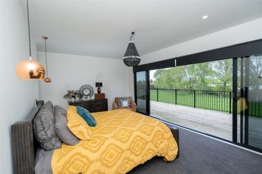 La propiedad está ubicada en Waikato, Nueva Zelanda