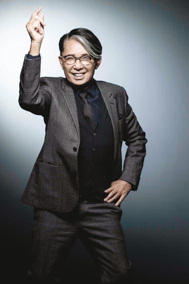 Kenzo Takada falleció el 6 de octubre a causa de complicaciones derivadas por la Covid-19