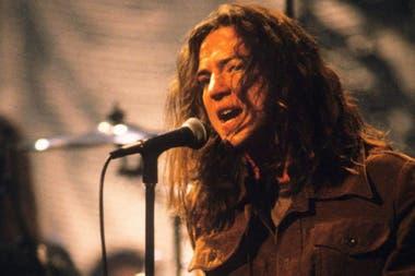 El MTV Unplugged de Pearl Jam es de 1992. En octubre pasado fue reeditado en formato físico
