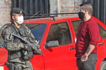 Coronavirus en Argentina: casos en Juan Facundo Quiroga, La Rioja al 27 de febrero