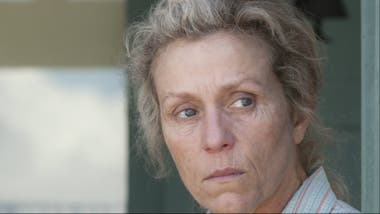 "Frances McDormand en ""Olive Kitteridge"""