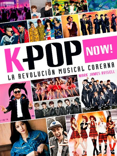 K-Pop Now!, de Mark James Russell