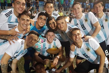 Argentina, campeón en el torneo de LAlcúdia