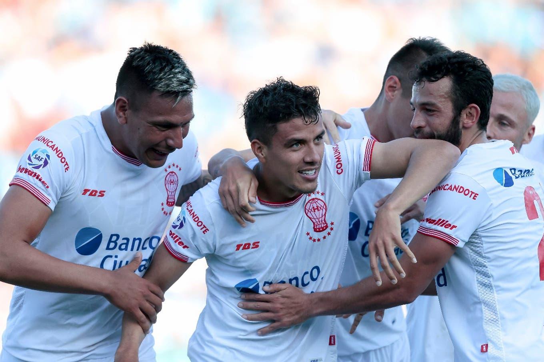 Belgrano-Huracán, Superliga: el Globo ganó en Córdoba con un golazo de Roa y se acerca a la cima