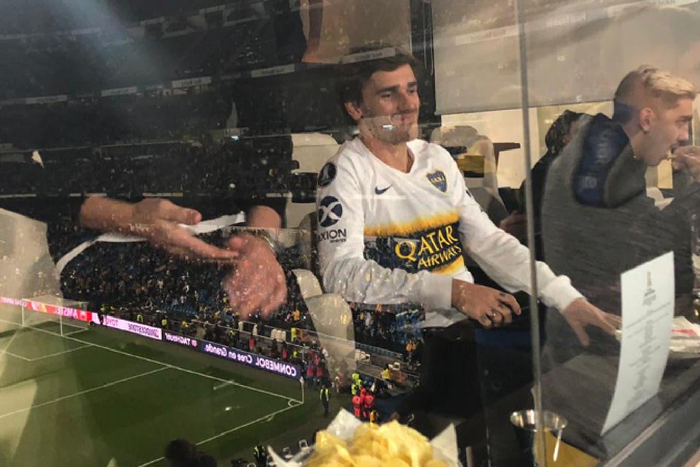 Antoine Griezmann, el delantero francés fanático del mate que se ilusionó con ver a Boca campeón
