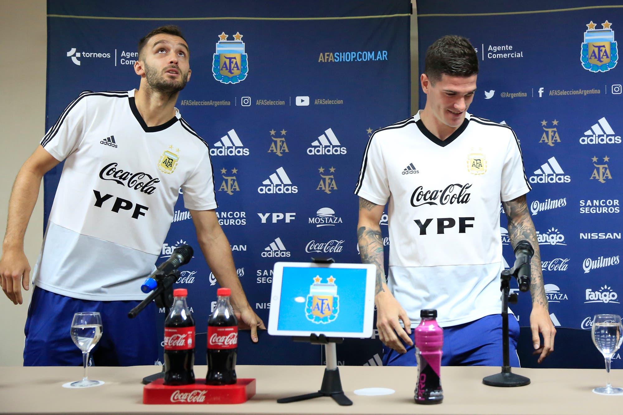 Copa América. En el plantel siguen las opiniones divididas sobre si la Argentina es candidata