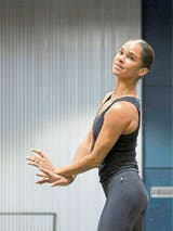Misty Copeland tuvo varios momentos en su vida en los que su sueño de dedicarse al ballet parecía desvanecerse