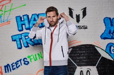 The Messi Store,la nueva marca de estilo urbano