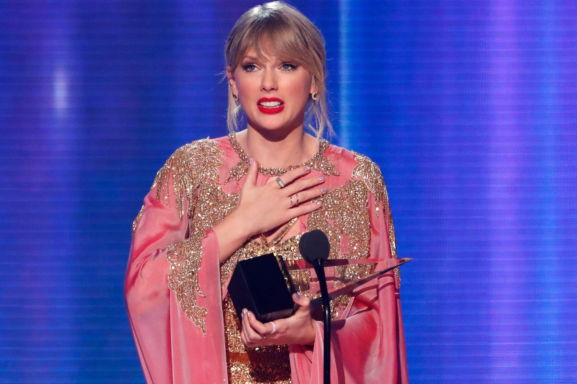 Taylor Swift es, otra vez, la artista con más ganancias en los Estados Unidos