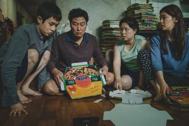 Parasite, de Bong Joon-ho, ganadora de la Palma de Oro y posible candidata al Oscar que se verá en carácter de preestreno esta semana, en el ciclo curado por Frémaux