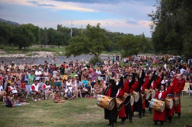60 años del Festival de Folklore de Cosquin
