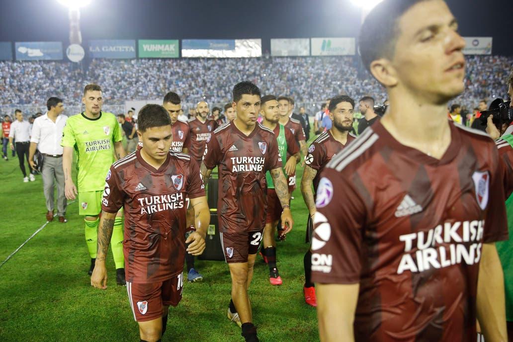 River empató con Atlético Tucumán, perdió un campeonato increíble y no  tiene consuelo - LA NACION