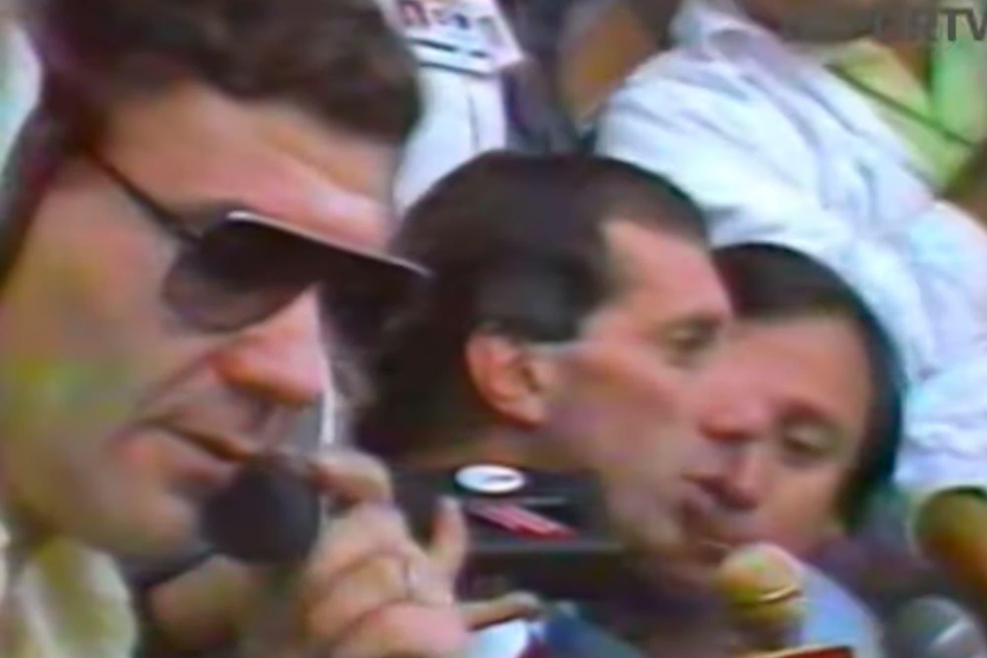 México '86: la inédita entrevista de Víctor Hugo Morales a Carlos Bilardo después de ganar la final