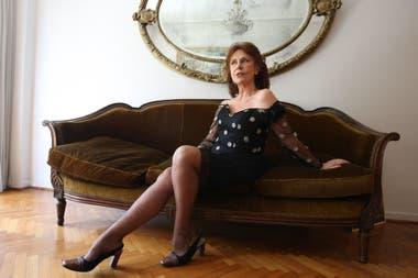 """Pese a haber recibido numerosos premios a lo largo de su carrera, Maria Concepción César elegía que no estuvieran expuestos en su casa: """"No quiero que cuando mis hijos me visiten vean a una figura"""""""