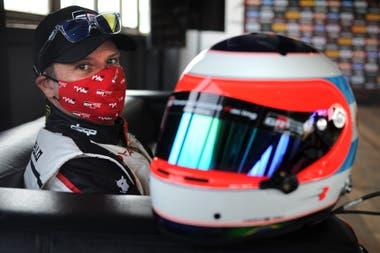 Los resultados que obtuvo en sus primeras carreras de Súper TC2000 están dentro de los parámetros que estableció Barrichello para el inicio de su aventura en la Argentina.