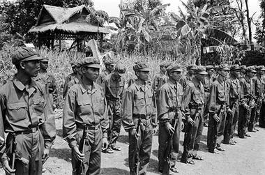 """Se estima que entre 1.500.000 y 3.000.000 de camboyanos perdieron la vida durante los eventos conocidos como """"genocidio camboyano"""" (Wikipedia)"""