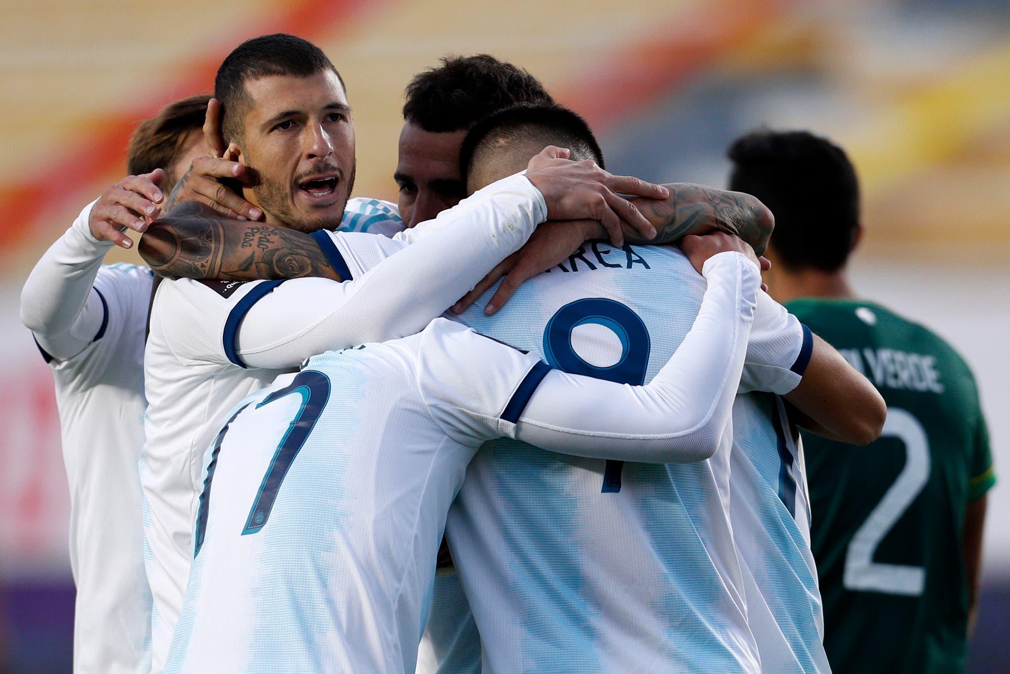 Argentina-Bolivia: la selección encontró su altura cuando se olvidó del miedo a jugar en La Paz