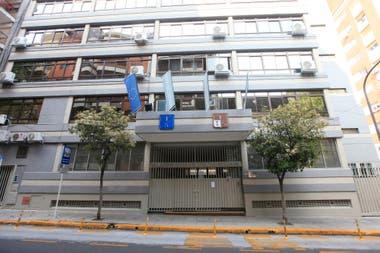 En el Colegio Internacional de las Islas, de Belgrano, organizaron el ingreso de una burbuja durante la mañana y otras dos a la tarde