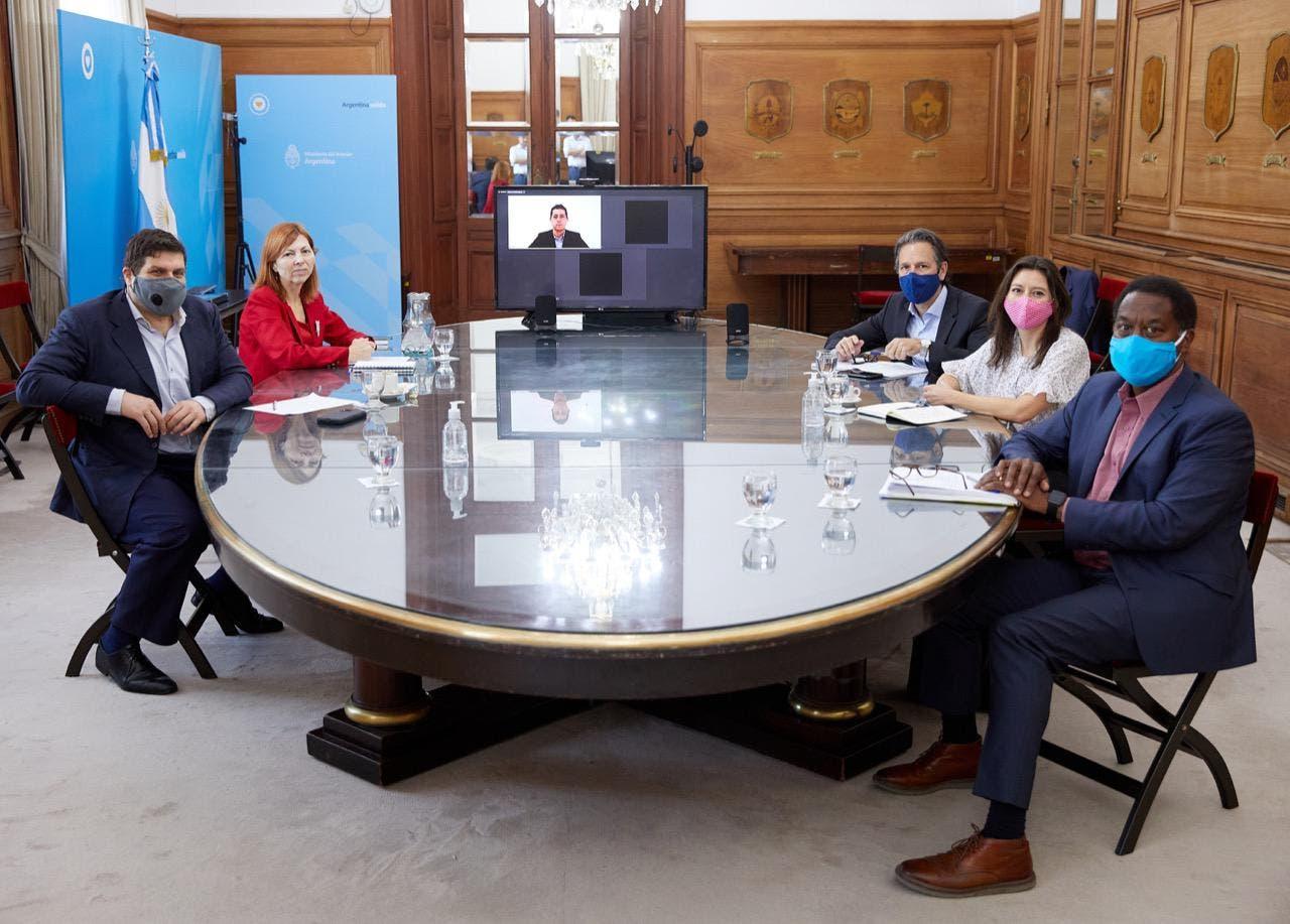 El rol de Cristina, la relación con la oposición y las internas en el oficialismo, las preocupaciones políticas del FMI
