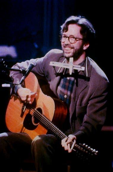 Eric Clapton: por calidad musical y repertorio, uno de los grandes registros que ha dejado el ciclo MTV Unplugged