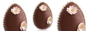 Huevo de Pascuas tradicional