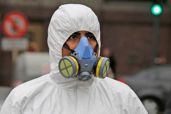 Coronavirus en Argentina: casos en Zonda, San Juan al 27 de febrero