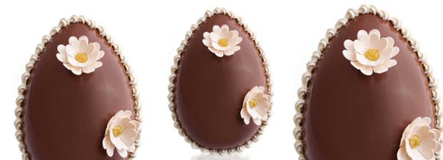 Receta de Huevo de Pascuas tradicional