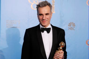 Daniel Day-Lewis, mejor actor dramático por Lincoln