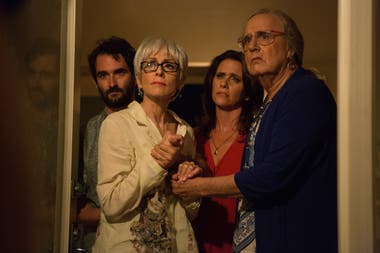 El elenco de Transparent, la serie de Amazon