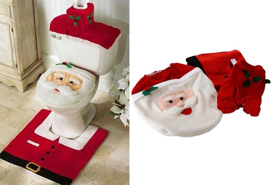 Objetos locos para celebrar Navidad
