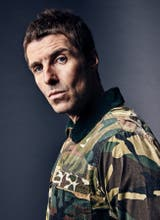 Liam Gallagher en una sesión de fotos para su disco As You Were