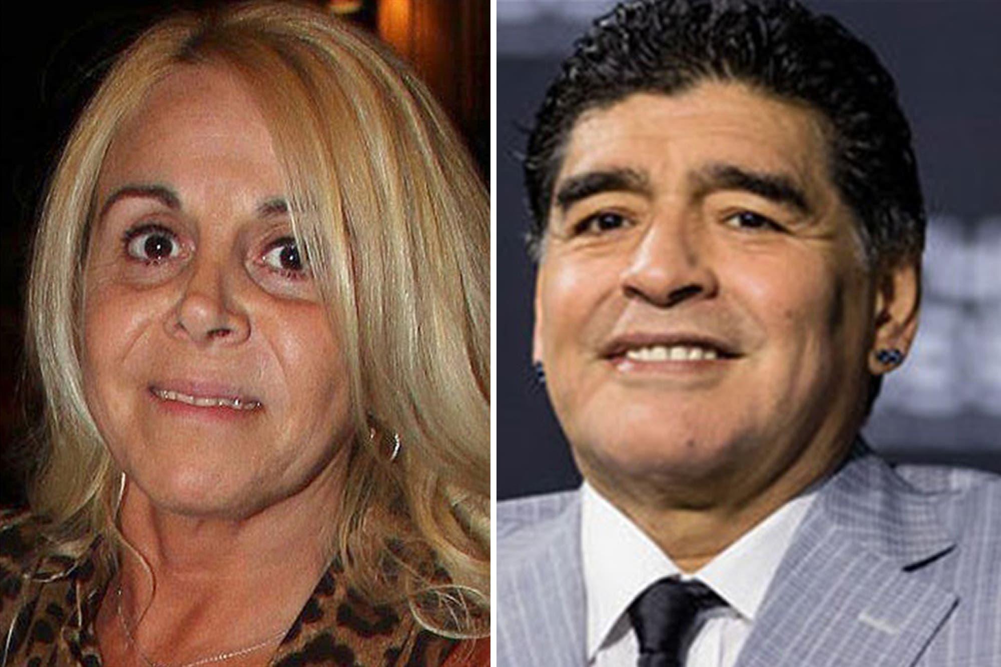 """Los polémicos temas que Diego Maradona propuso para su serie y que Amazon Prime dio de baja """"por la crudeza del relato"""""""