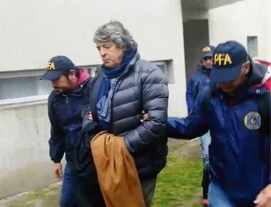 César Melazo fue beneficiado hace poco con la prisión domiciliaria, pero esa medida no se hizo efectiva aún por la apelación de la fiscalía