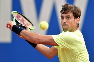 Guido Pella en el US Open