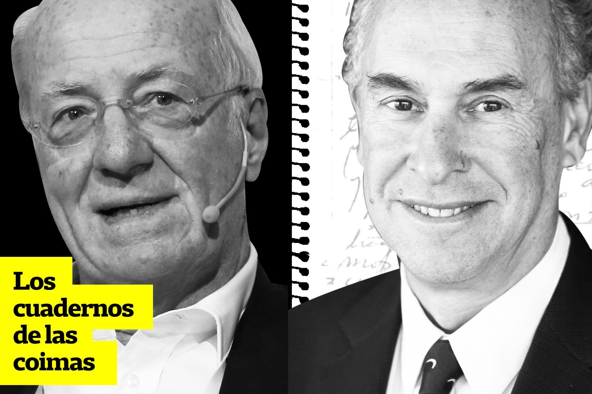 Citan a Paolo Rocca y a Marcelo Mindlin por la causa de los cuadernos