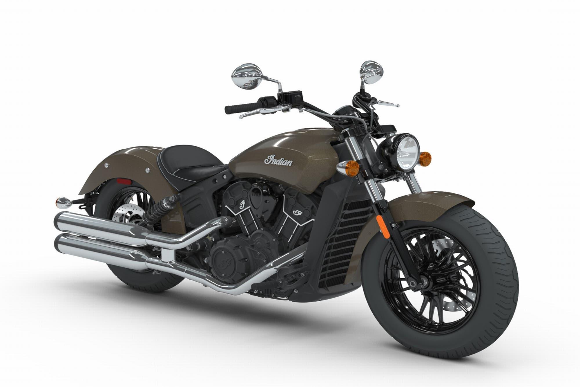 782a41502ce Diez motos que deslumbran en el Salón de la Motocicleta 2018 - LA NACION