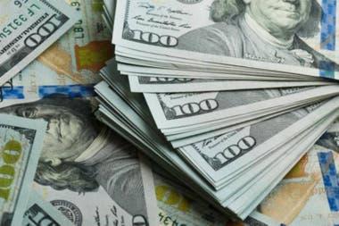 """Dólar MEP (abreviatura de """"El mercado de pagos online""""), Como B. """"Monedero de un dólar"""", Se logra comprando un bono que tiene un precio en pesos, pero que es convertible en el mismo bono denominado en dólares, para que pueda venderse en moneda fuerte."""