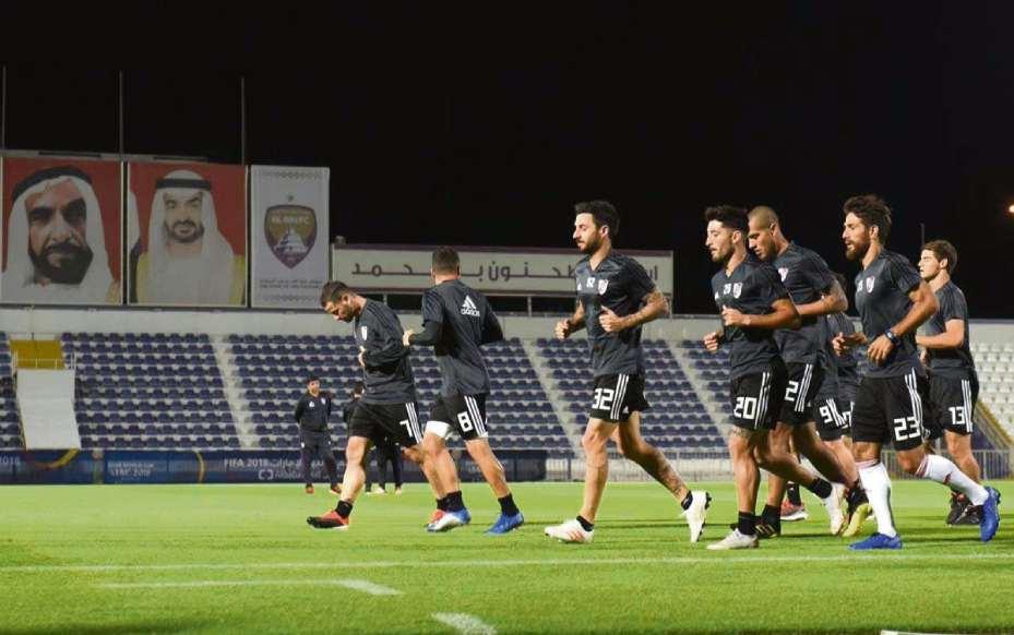 Las nueve reglas de oro que se deben cumplir en un estadio de fútbol árabe