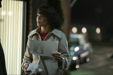 Carmen Ejogo en la tercera temporada de True Detective