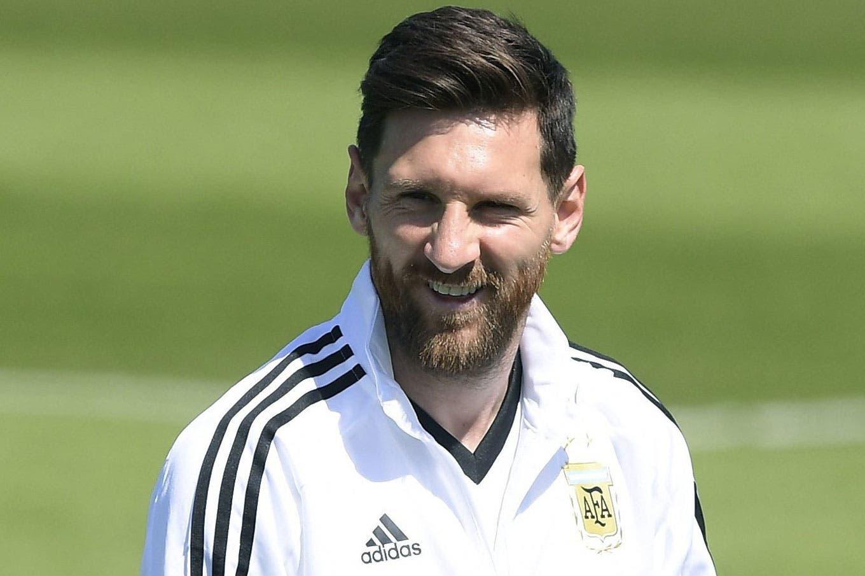 Con un video, la AFA le da la bienvenida al regreso de Messi