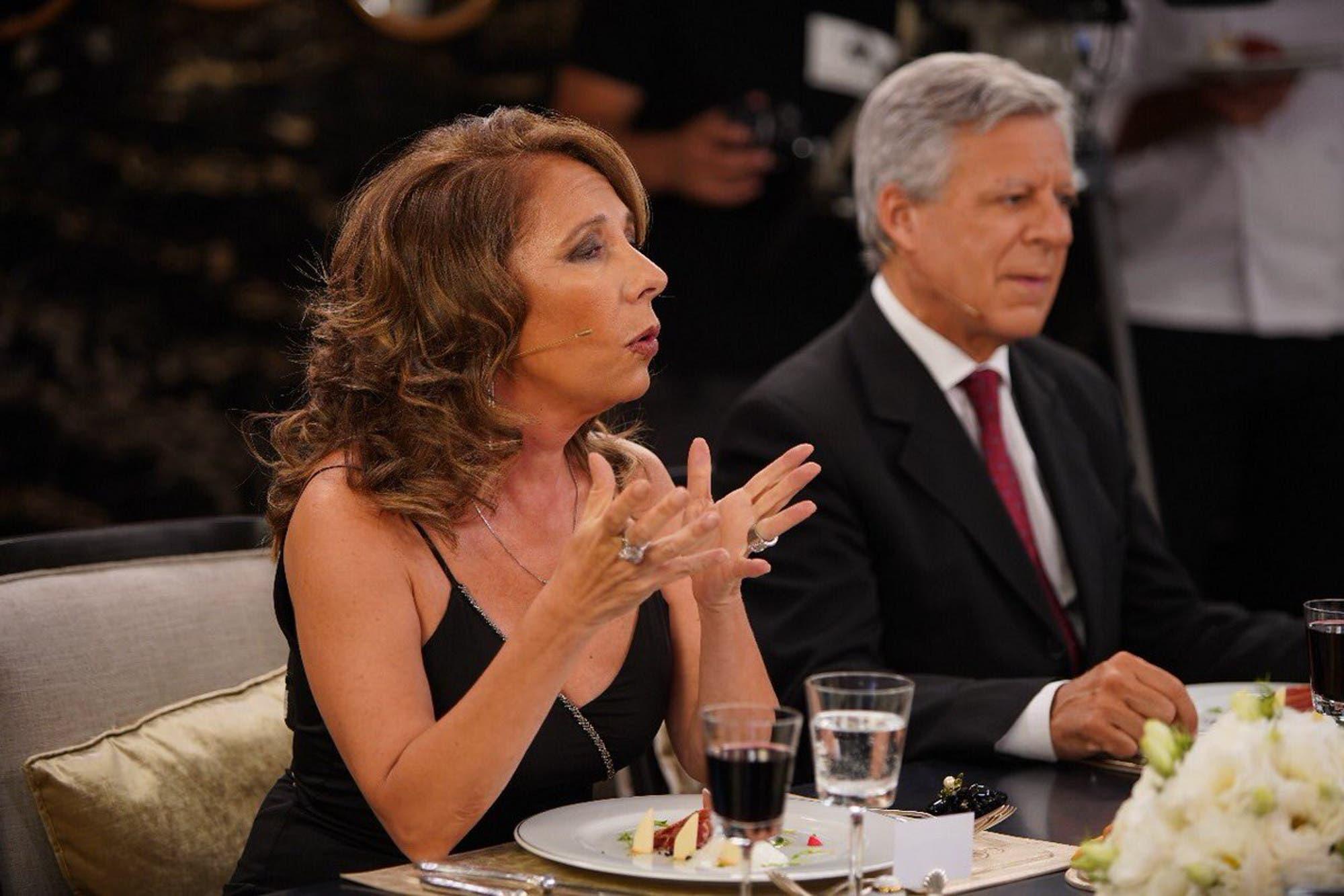 Fuerte cruce entre Luis Barrionuevo y la periodista Laura Di Marco