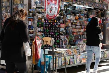 Los kioscos de diarios y revistas están autorizados a recibir paquetes y entregar correspondencia