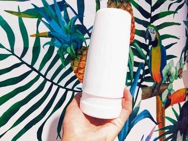 El despolvillador separa con un filtro interno el polvillo de la yerba, suaviza el sabor y reduce posibles malestares estomacales
