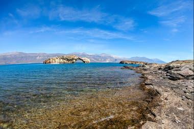 El Arco de piedra, un espectacular paisaje de Santa Cruz