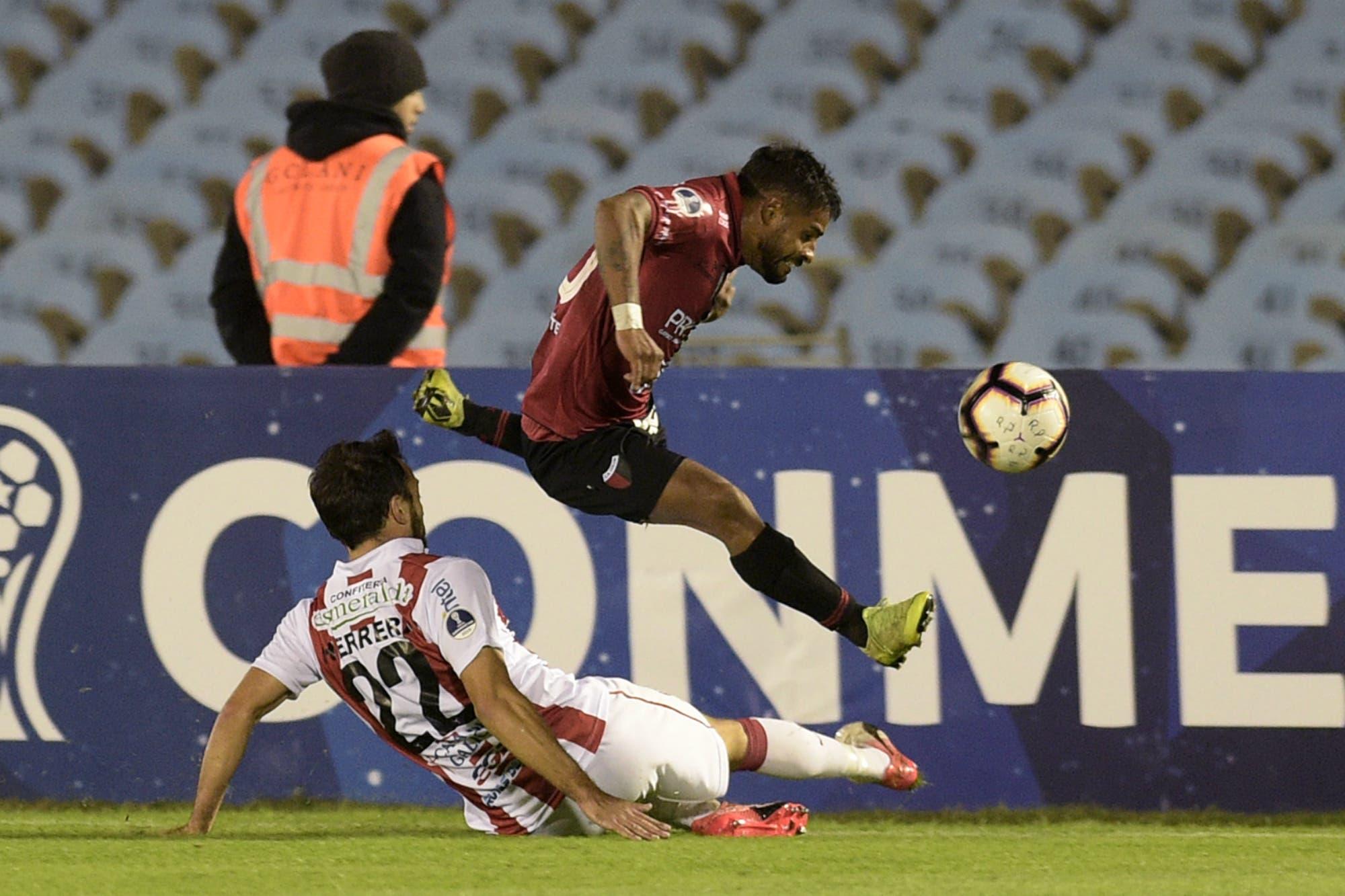River Plate (Montevideo)-Colón, Copa Sudamericana: el Sabalero ya juega en el Centenario