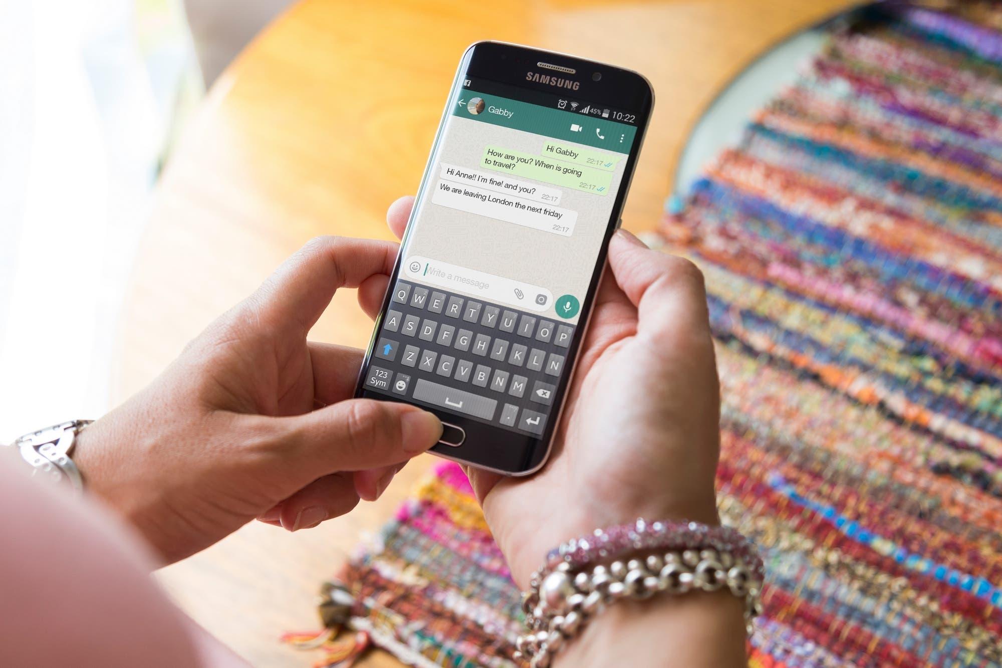 WhatsApp está caído: no se pueden enviar fotos, videos ni mensajes de audio